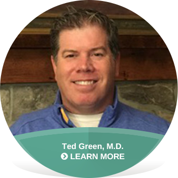 Ted Green, M.D.